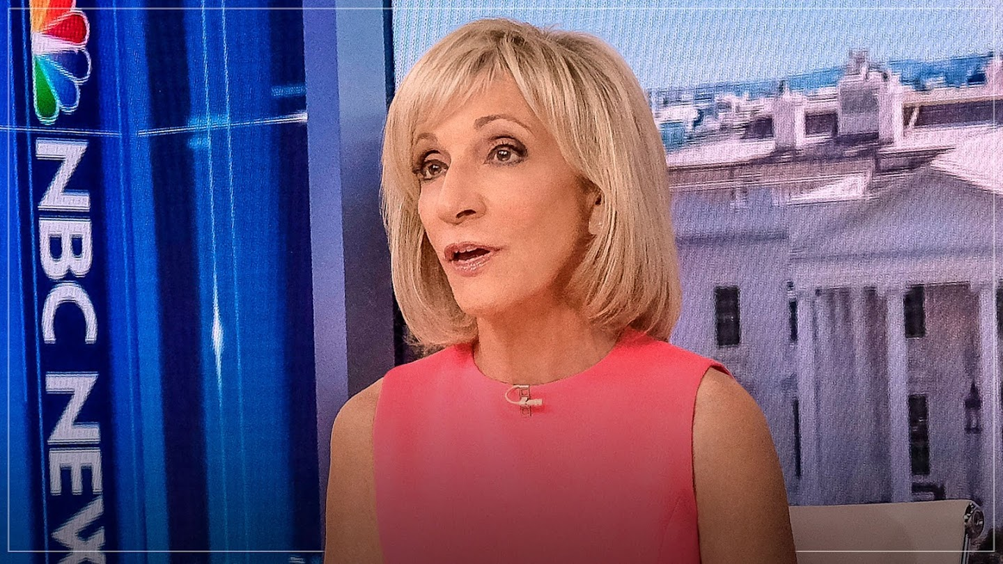 Watch Andrea Mitchell Reports live