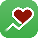 iCardio GPS Heart Rate Trainer icon