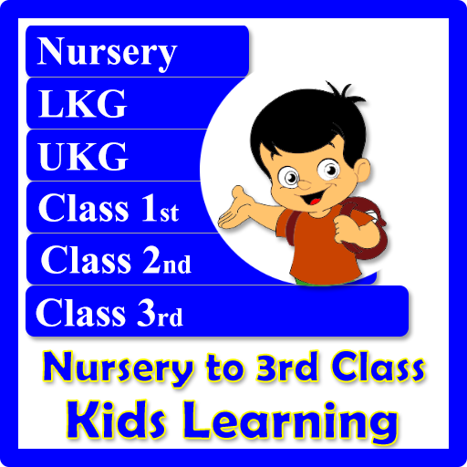 Nursery to 3 class Kids Learning – Apps on Google Play