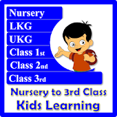 Nursery To 3 Class Kids Learning Android APK Download Free By Blink Max