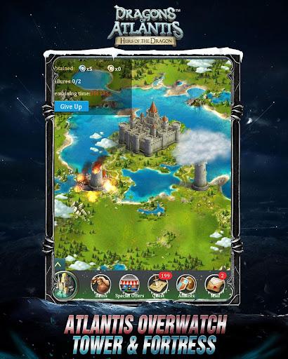 Dragons of Atlantis 10.0.0 screenshots 8