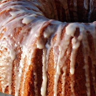 Sweet Potato Pound Cake.