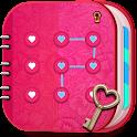 Secret Diary with lock icon