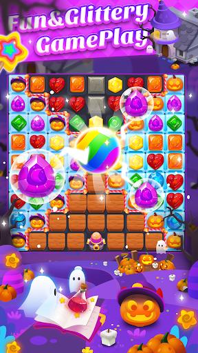 Jewel Witch -- Magical Blast Free Puzzle Game apktram screenshots 4