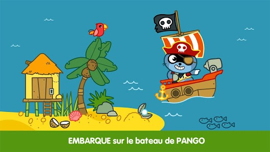Pango Pirate Capture d'écran