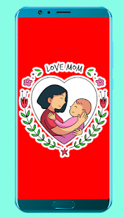 Download Motherday wishing quotes and stickers For PC Windows and Mac apk screenshot 2