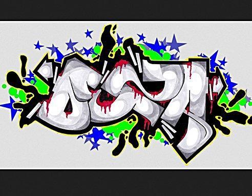 Graffiti Street Art Design for PC