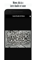 Latest Doodle Art Name - screenshot thumbnail 06