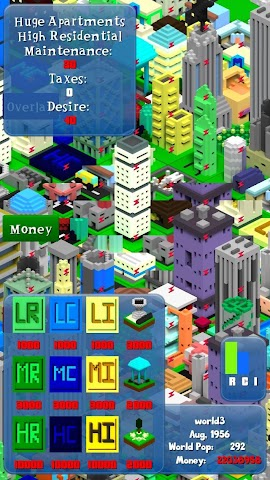 android VoxelCity Screenshot 5