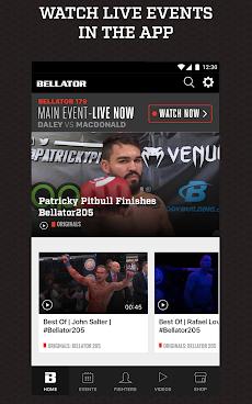 Bellator MMAのおすすめ画像1