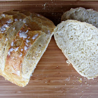 The Easiest Bread You Will Ever Make.