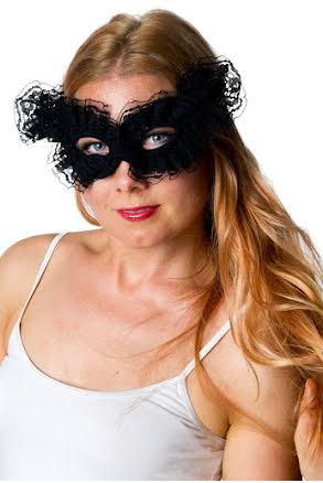 Mask, Carneval svart