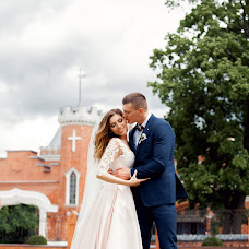 Wedding photographer Aleksandra Pastushenko (Aleksa24). Photo of 15.03.2018