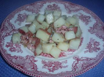 Scrumptious Oven Roasted Potatoes