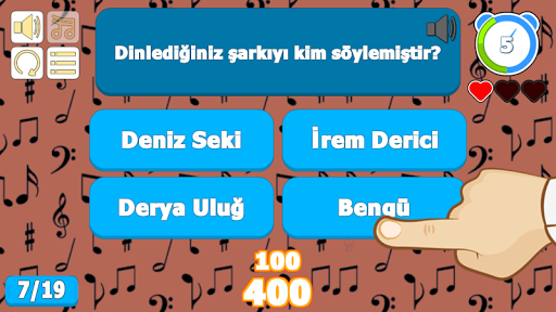 Whose Song? Turkish Hit Singles (With Voice) 1.11 screenshots 10