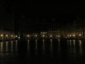 Photo: la place de Bruxelles