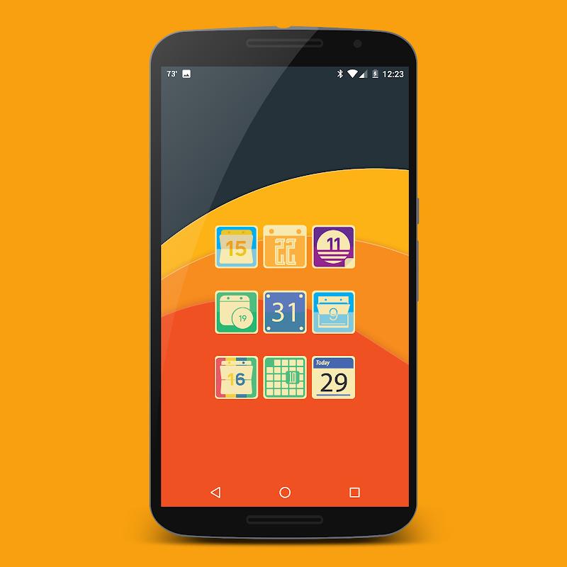 Retrofit Icon Pack Screenshot 10