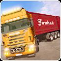 Heavy Truck Simulator 2019: Euro Long Trailer icon