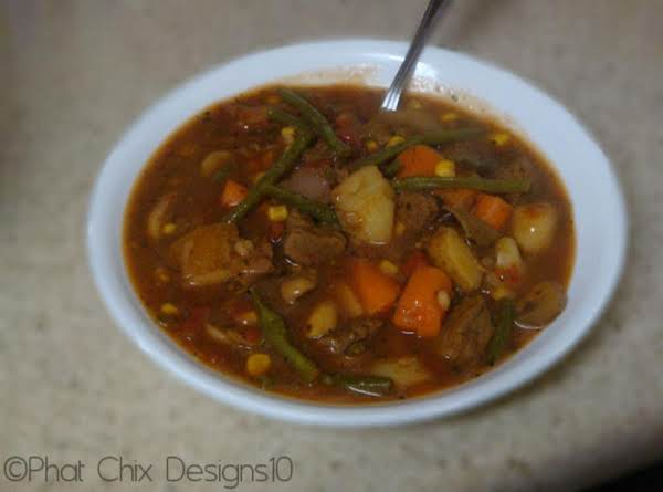 Mama's Beef Stew Recipe