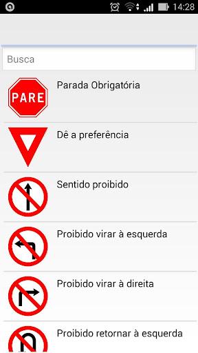Placas de Trânsito Br