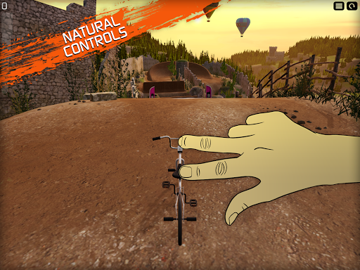 Screenshot for Touchgrind BMX 2 in United States Play Store