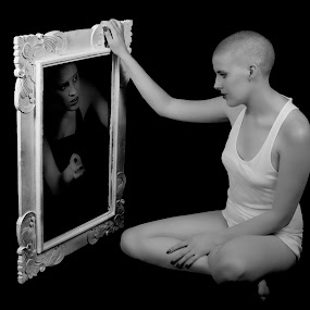 Inside Out by Trish Beukers - People Portraits of Women ( work of h'art photography )