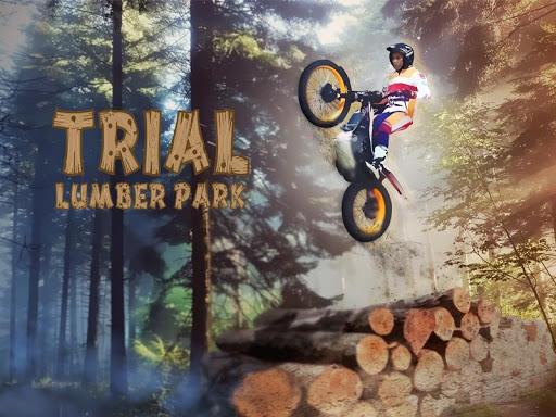 無料赛车游戏AppのTrial Lumber Park|記事Game