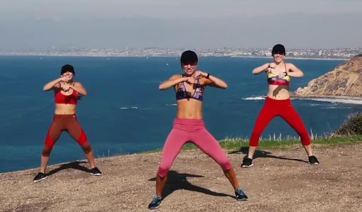 Fat Burning Dance Workout screenshot 8