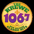106.7 The Krewe - KKND-FM icon