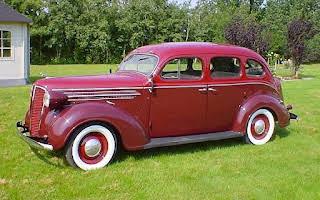 Dodge 1937 Rent Fyn