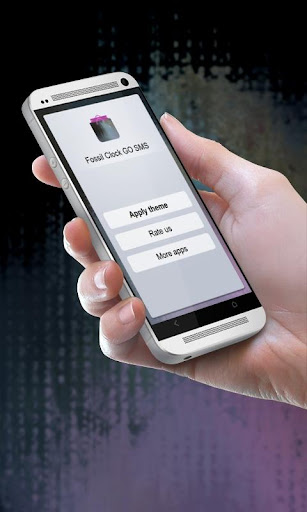 化石时钟 GO SMS