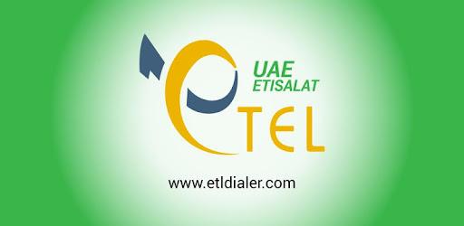 56+ Uae Dialer Du Etisalat Apk - ETL Dialer Etisalat, Free 410 APK