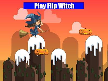 Halloween Flip Witch City - náhled
