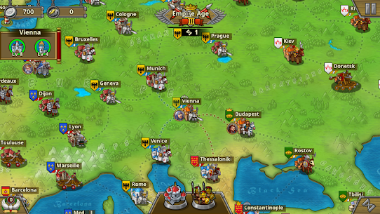 European War 5: Empire Mod Apk [Unlimited Medals] 4
