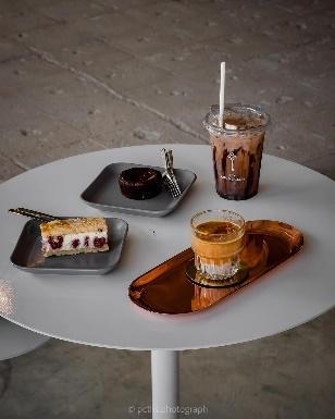 4. คีย์ คาเฟ่ & แกลอรี่ (Key cafe & gallery)