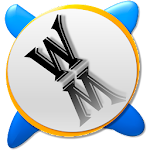 Mirror Words Icon