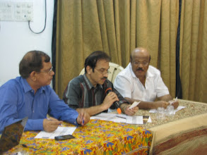 Photo: Judges 1. Rajesh Subramanium 2. Vivek Joshi 3. Nagesh Surve
