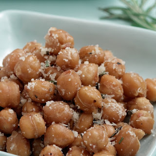 Bush's® Crunchy Garbanzo Beans.