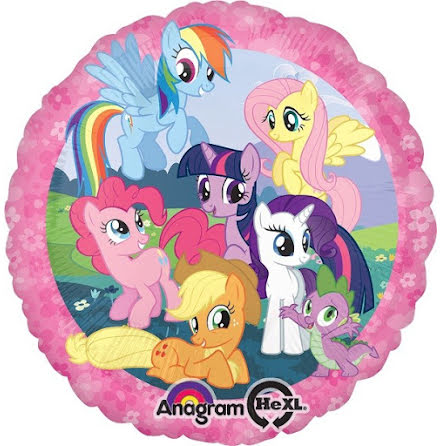 Foileballong My Little Pony