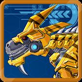 Toy Robot War:Robot I-Rex