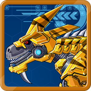 Toy Robot War:Robot I-Rex for PC and MAC