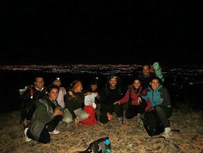 Photo: Trekking con Luna Llena - Cº 3 Marías