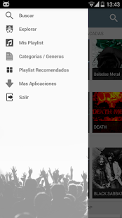 Music Metal- screenshot thumbnail
