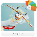 XPERIA™ Planes Winner Theme icon