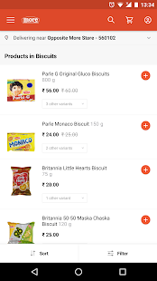 My More Store - Grocery Shop- screenshot thumbnail