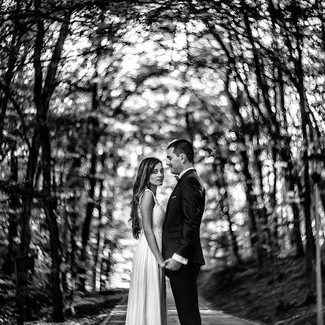 Wedding photographer Curticapian Calin (calin). Photo of 27.10.2017