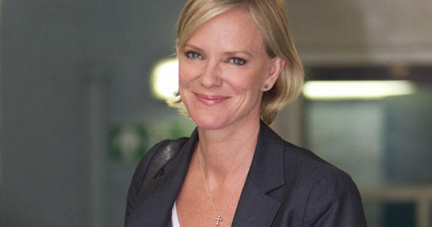 Hermione Norris reveals cancer scare