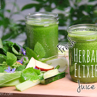 Herbal Juice Recipes.