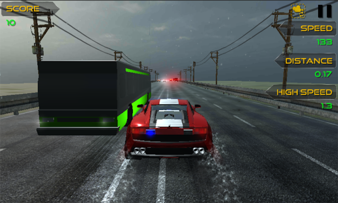 Car Racing 2017 screenshot