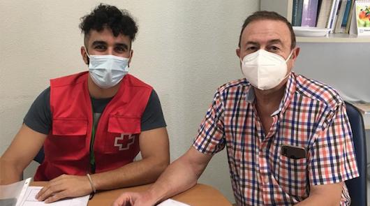 Cruz Roja trabaja en equipo para facilitar el acceso a la Unidad de Paliativos